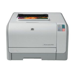 Photo of HP Colour LaserJet CP1217 Printer