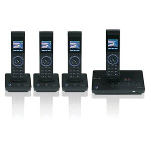 Photo of BT Verve 500 Quad Landline Phone