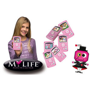 Photo of My Life Hand Held Electronic Console Toy