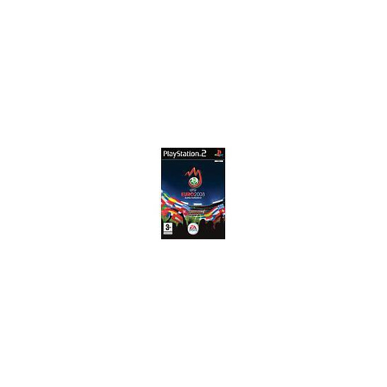 UEFA Euro 2008 Playstation 2