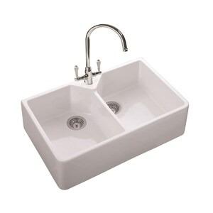 Photo of Rangemaster CDB800WH Kitchen Sink