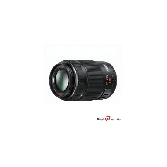 Panasonic H-PS45175E Lumix G X Vario PZ 45-175mm F4.0-5.6 ASPH Power OIS HD Lens