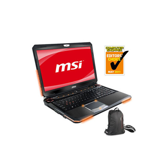 MSI GT683DX-804UK