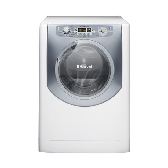 Hotpoint Aqualtis AQLF9F49U Washing Machine - White
