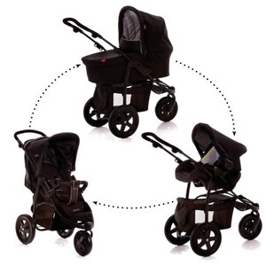 Photo of Esprit Runner Trio Pram