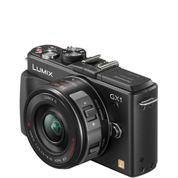 Panasonic Lumix DMC-GX1 with 14mm and 14-42mm lenses Reviews