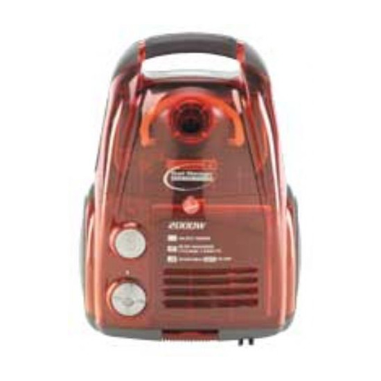 Hoover TC 4226 DUST MANAGER