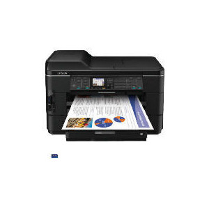 Photo of Epson WorkForce WF-7525 Printer