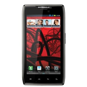 Photo of Motorola Droid RAZR Maxx Mobile Phone