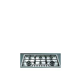 Smeg Classic PGF96 Gas Hob - Stainless Steel Reviews