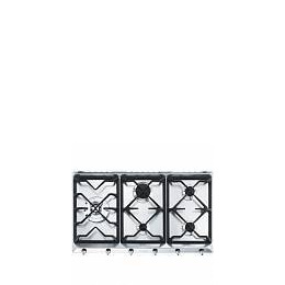 SE97GXBE5 Gas Hob - Stainless Steel Reviews