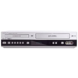 Photo of Philips DVD-755VR Silver DVD Player