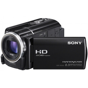 Photo of Sony HDR-XR260VE Camcorder