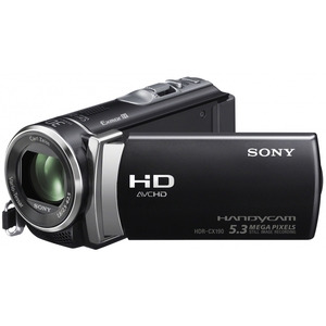 Photo of Sony HDR-CX190E Camcorder
