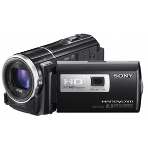 Photo of Sony HDR-PJ260VE Camcorder