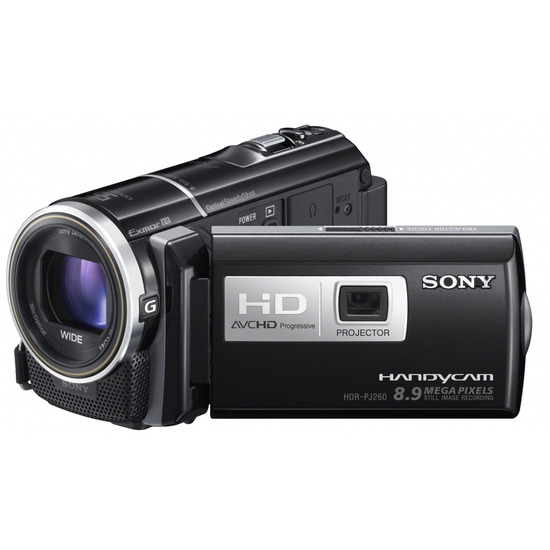 Sony HDR-PJ260VE