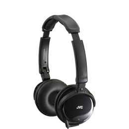 JVC HA-NC120 Noise-cancelling Headphones - Black
