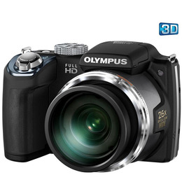 Olympus SP-720UZ Reviews