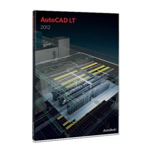 Photo of AutoCAD LT 2012 Commercial New SLM Software