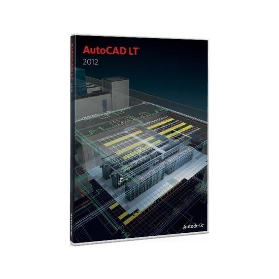 AutoCAD LT 2012 Commercial New SLM