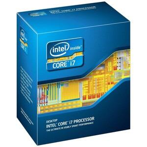 Photo of Intel Core I7 2700K 3.50GHZ CPU