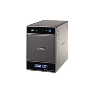 Photo of NETGEAR  READYNAS NV+ V2 Network Storage