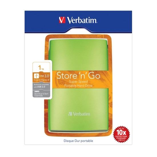 Verbatim Store 'n' Go USB 3.0 (1TB)