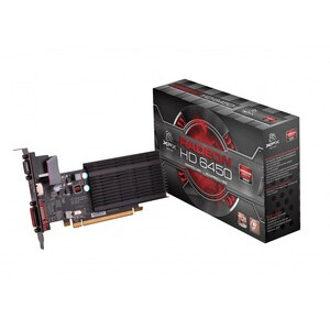 Photo of XFX HD6450 Graphics Card