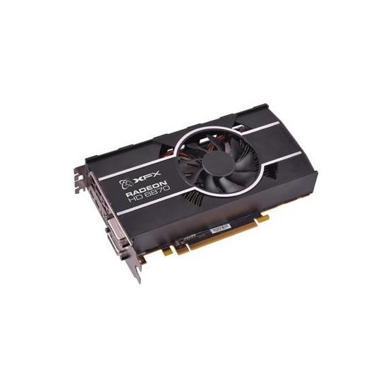 XFX RADEON HD 6870 GRAPHICS CARD 1024MB PCI EXPRESS 2.1 DISPLAYPORT/HDMI/DVI