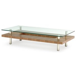 Photo of BDI Natural Stained Walnut Coffee Table 2301 Furniture