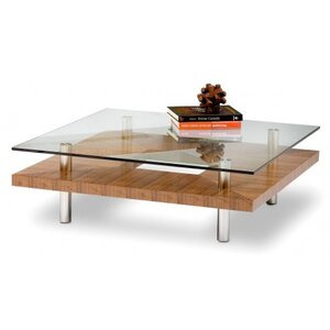 Photo of BDI Natural Stained Walnut Coffee Table 2300 Furniture