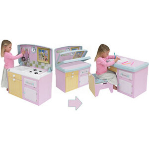 Photo of 2-In-1 Swap Top Kitchen Toy