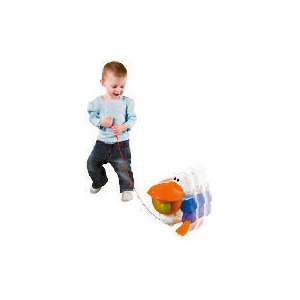 Photo of Pull & Pop Pelican Toy