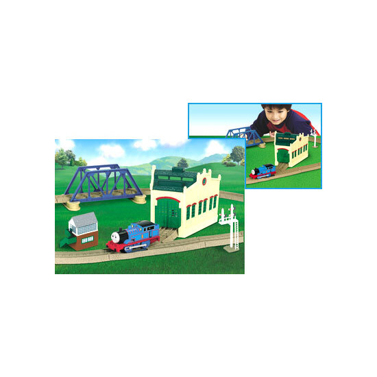 Thomas & Friends Trackmaster Sodor Adventure Set