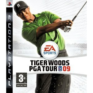 Photo of Tiger Woods PGA Tour 09 PS3 Video Game