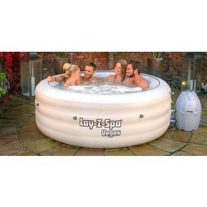 Photo of Lay-Z-Spa Vegas BW54112 Hot Tub