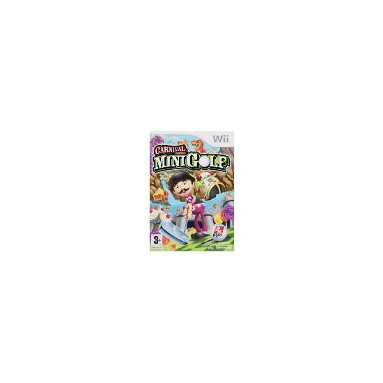 Carnival Games - Mini Golf (Wii)