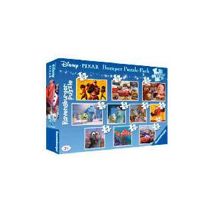 Photo of Disney Pixar Bumper Puzzle 10 Pack Toy