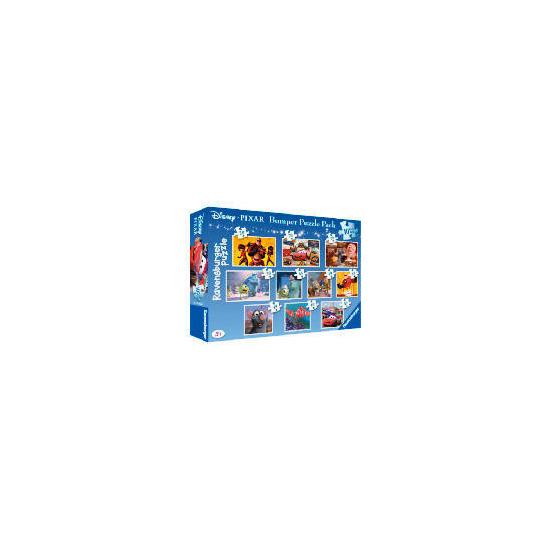 Disney Pixar Bumper Puzzle 10 Pack