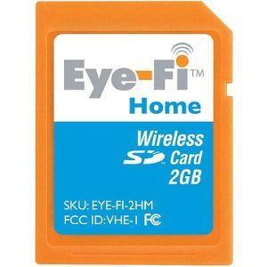 Photo of EYE-Fi Home Wireless 2GB SD Card Memory Card