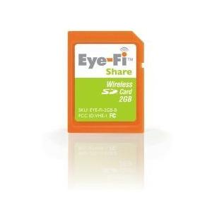 Photo of EYE-Fi Share Wireless 2GB SD Card Memory Card