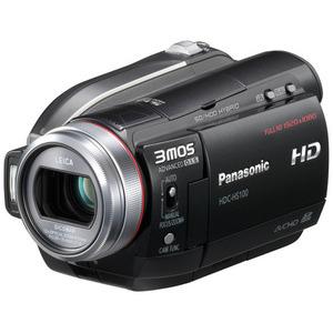 Photo of Panasonic HDC-HS100 Camcorder