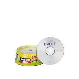 Tesco DVD+R 25 Pack Reviews