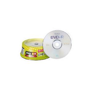 Photo of Tesco DVD+R 25 Pack DVD R