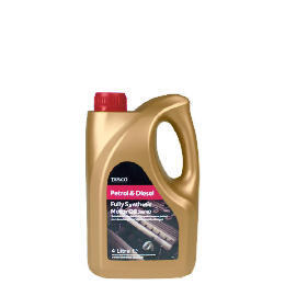 Tesco Part Synthetic Oil 5W/40 4L Reviews