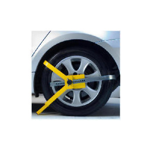Photo of EQ1047 Autocare High Security Wheel Clamp Car Accessory