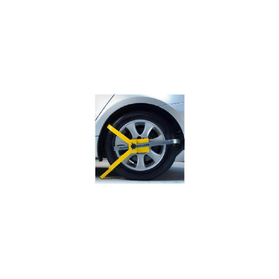 Eq1047 Autocare High Security Wheel Clamp