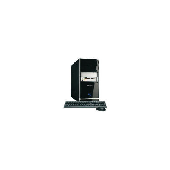 Medion SYS 6844 Q6600 3GB PC Base Unit