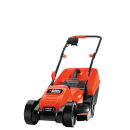 Black & Decker EMAX32S Electric Lawnmower Reviews