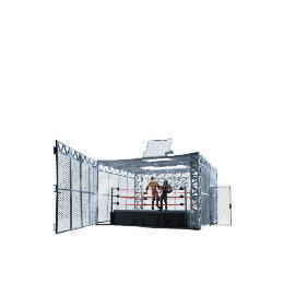 WWE The Cell Playset Reviews